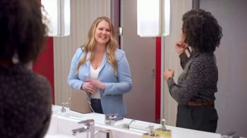 Tampax TV Spot, 'Time to Tampax: What's There To Learn About Tampon Sizes?' Featuring Amy Schumer