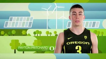 Pac-12 Conference TV Spot, 'Team Green: University of Oregon' - Thumbnail 7