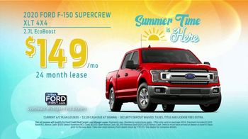 2020 Ford F-150 TV Spot, 'Summer Time is Here: F-150' [T2] - Thumbnail 4