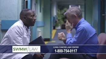 SWMW Law TV Spot, 'Lung Cancer Law Center'
