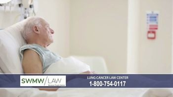 SWMW Law TV Spot, 'Lung Cancer Law Center' - Thumbnail 10
