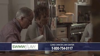 SWMW Law TV Spot, 'Lung Cancer Law Center' - Thumbnail 5