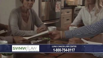 SWMW Law TV Spot, 'Lung Cancer Law Center' - Thumbnail 6