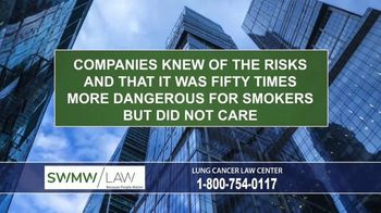 SWMW Law TV Spot, 'Lung Cancer Law Center' - Thumbnail 7