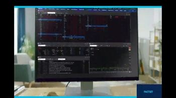 FactSet TV Spot, 'Stay Connected from Anywhere with Flexible Technology' - Thumbnail 8
