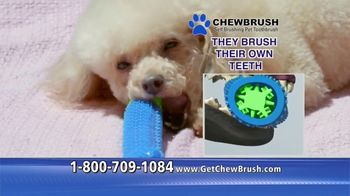Chewbrush TV Spot, 'Try Brushing Your Pet's Teeth' - Thumbnail 3