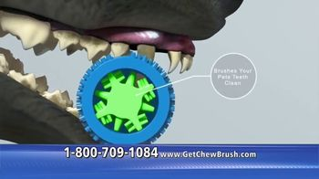Chewbrush TV Spot, 'Try Brushing Your Pet's Teeth' - Thumbnail 5