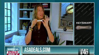 America's Steals & Deals TV Spot, 'KeySmart CleanKey' Featuring Genevieve Gorder - Thumbnail 6