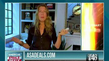 America's Steals & Deals TV Spot, 'KeySmart CleanKey' Featuring Genevieve Gorder - Thumbnail 7