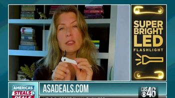 America's Steals & Deals TV Spot, 'KeySmart CleanKey' Featuring Genevieve Gorder - Thumbnail 9