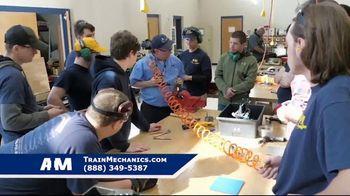 Aviation Institute of Maintenance TV Spot, 'Machines are Essential: $41,960'