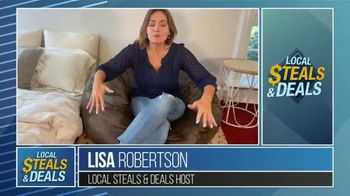 Local Steals & Deals TV Spot, 'CordaRoys' Featuring Lisa Robertson - Thumbnail 2