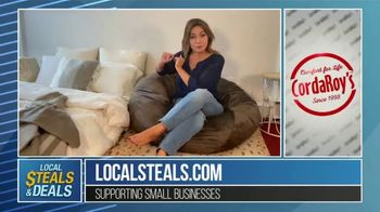 Local Steals & Deals TV Spot, 'CordaRoys' Featuring Lisa Robertson - Thumbnail 3