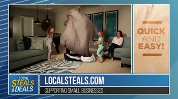 Local Steals & Deals TV Spot, 'CordaRoys' Featuring Lisa Robertson - Thumbnail 6