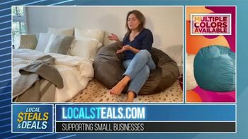 Local Steals & Deals TV Spot, 'CordaRoys' Featuring Lisa Robertson - Thumbnail 9