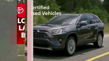 Toyota Certified Used Vehicles TV Spot, 'It Stands to Reason' [T2]
