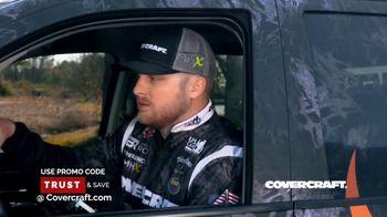 Covercraft TV Spot, 'Equipment in Check' Featuring Bradley Roy - Thumbnail 9