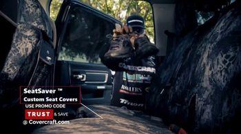 Covercraft TV Spot, 'Equipment in Check' Featuring Bradley Roy - Thumbnail 7