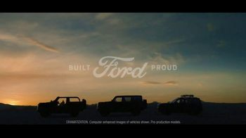 Ford TV Spot, 'Built Wild: Mountains' [T1] - Thumbnail 9
