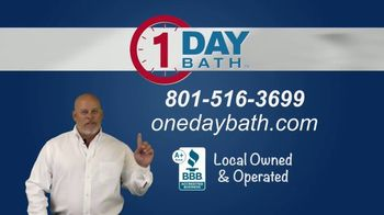 One Day Bath and Shower Remodeling Home Show Special TV Spot, 'Cooped Up' - Thumbnail 10