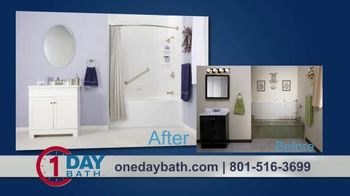 One Day Bath and Shower Remodeling Home Show Special TV Spot, 'Cooped Up' - Thumbnail 3