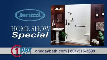 One Day Bath and Shower Remodeling Home Show Special TV Spot, 'Cooped Up' - Thumbnail 4