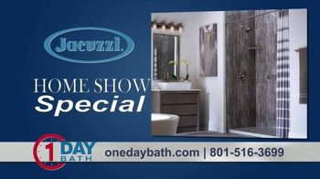 One Day Bath and Shower Remodeling Home Show Special TV Spot, 'Cooped Up' - Thumbnail 5