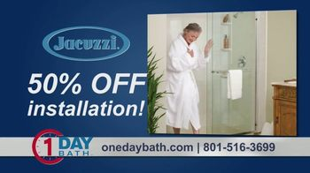 One Day Bath and Shower Remodeling Home Show Special TV Spot, 'Cooped Up' - Thumbnail 6