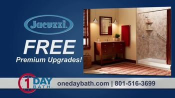 One Day Bath and Shower Remodeling Home Show Special TV Spot, 'Cooped Up' - Thumbnail 7