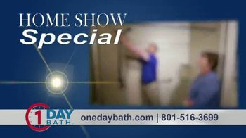 One Day Bath and Shower Remodeling Home Show Special TV Spot, 'Cooped Up' - Thumbnail 8