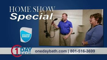 One Day Bath and Shower Remodeling Home Show Special TV Spot, 'Cooped Up' - Thumbnail 9