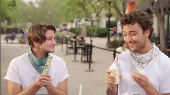 Burger King Mini Shakes TV Spot, 'A Mini Shake and a Dollar' - Thumbnail 5