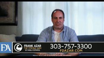 Franklin D. Azar & Associates, P.C. TV Spot, 'Injured on the Job' - Thumbnail 2