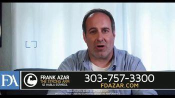 Franklin D. Azar & Associates, P.C. TV Spot, 'Injured on the Job' - Thumbnail 4