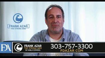 Franklin D. Azar & Associates, P.C. TV Spot, 'Injured on the Job' - Thumbnail 5