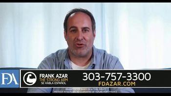 Franklin D. Azar & Associates, P.C. TV Spot, 'Injured on the Job' - Thumbnail 6