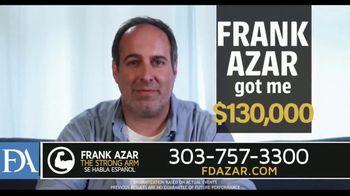 Franklin D. Azar & Associates, P.C. TV Spot, 'Injured on the Job' - Thumbnail 7