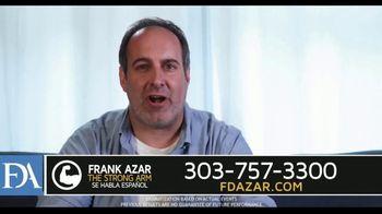 Franklin D. Azar & Associates, P.C. TV Spot, 'Injured on the Job' - Thumbnail 8