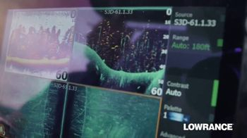 Lowrance TV Spot, 'You Found a Great Spot'