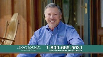 Hoveround Hoverglide TV Spot, 'Staying in Your Own Home' - Thumbnail 1