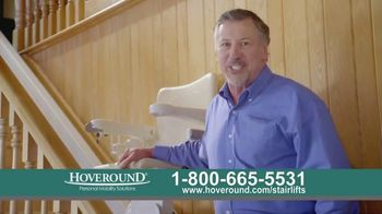 Hoveround Hoverglide TV Spot, 'Staying in Your Own Home' - Thumbnail 10