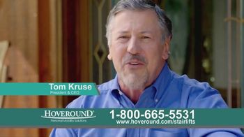 Hoveround Hoverglide TV Spot, 'Staying in Your Own Home' - Thumbnail 2