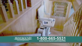 Hoveround Hoverglide TV Spot, 'Staying in Your Own Home' - Thumbnail 5