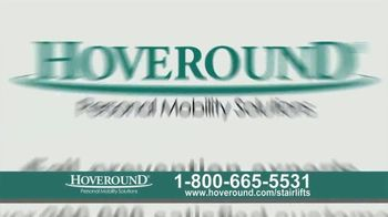 Hoveround Hoverglide TV Spot, 'Staying in Your Own Home' - Thumbnail 7