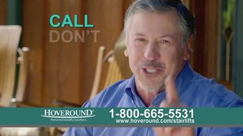 Hoveround Hoverglide TV Spot, 'Staying in Your Own Home' - Thumbnail 8