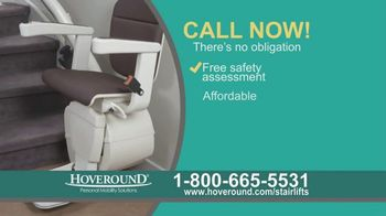 Hoveround Hoverglide TV Spot, 'Staying in Your Own Home' - Thumbnail 9