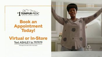 Ashley HomeStore Stars and Stripes Mattress Sale TV Spot, 'Final Days: Tempur-Pedic' - Thumbnail 5