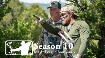 Major League Bowhunter TV Spot, 'Season 10' Featuring Matt Duff