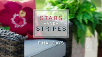 Ashley HomeStore Stars and Stripes Sale TV Spot, 'Final Days: 25 Percent Off' - Thumbnail 2