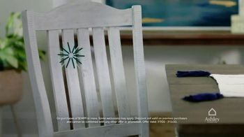 Ashley HomeStore Stars and Stripes Sale TV Spot, 'Final Days: 25 Percent Off' - Thumbnail 3